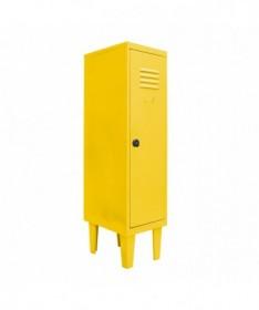 Lockers kids 1 puerta  Amarillo