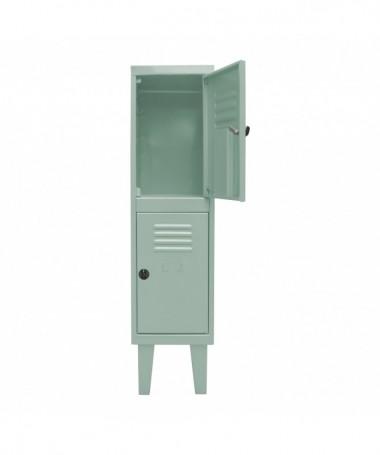 Lockers kids 2 puertas  Verde menta