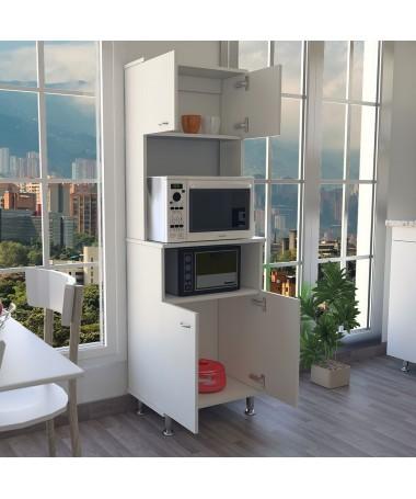 Mueble de Cocina Kitchen 54  Blanco