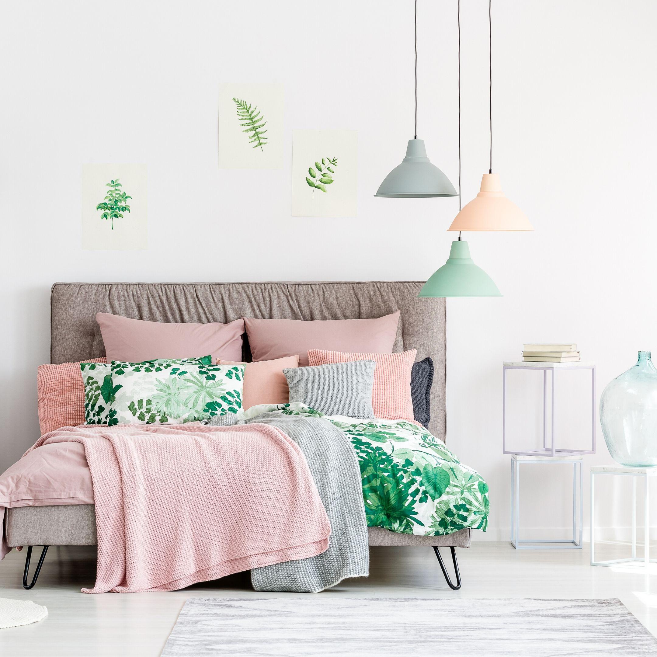 El Color como inspiración en la decoración