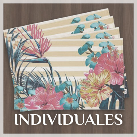 Individuales Impermeables