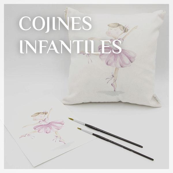 Cojines Infantiles